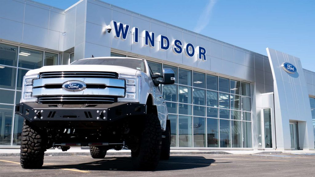 Canadas largest ford dealership opens