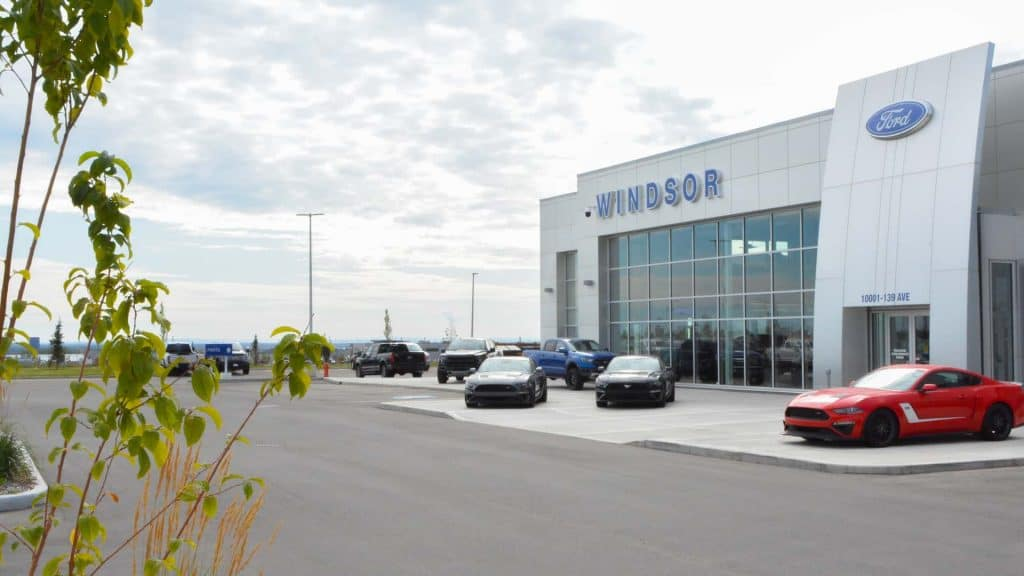 Grand Opening Windsor Ford