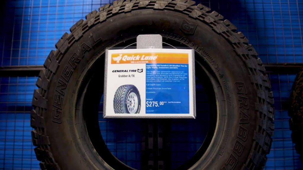 Windsor Ford Tires