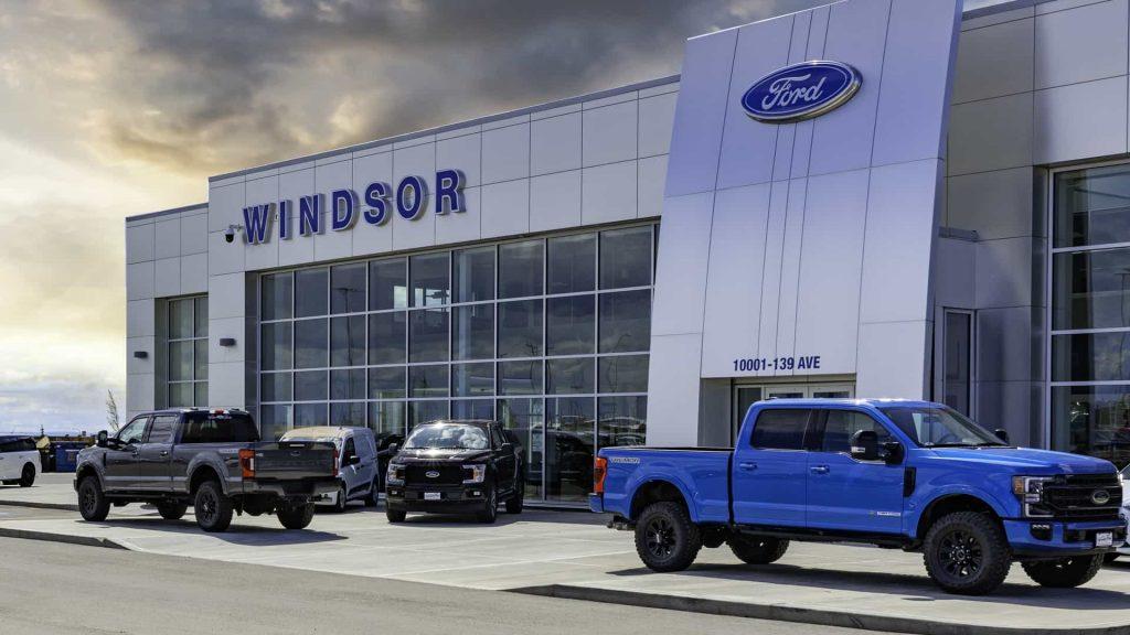 Windsor Ford