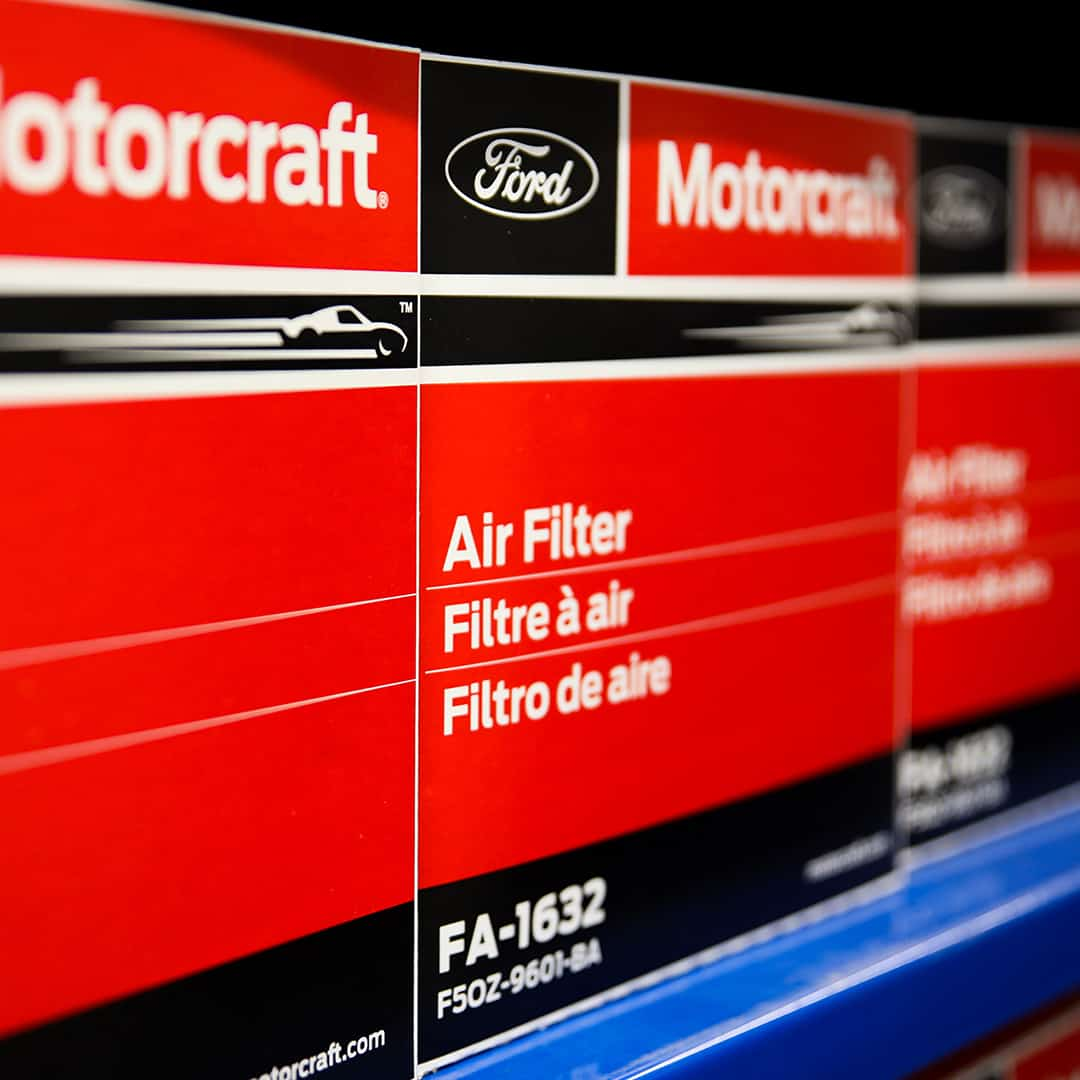 Motorcraft Parts